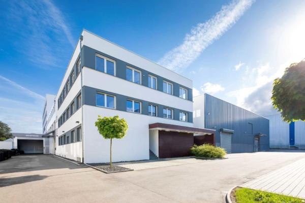 regisafe Gebäude
