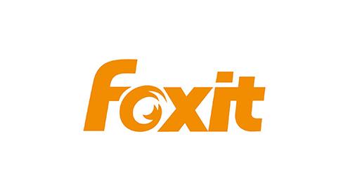 Logo Foxit