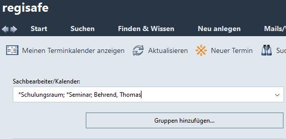 regisafe Anwender-Tipp 09